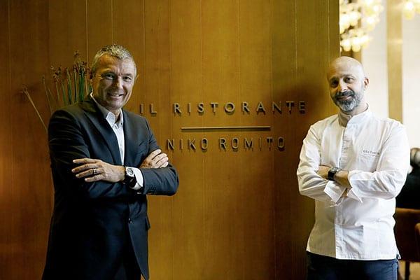 Niko Romito lancia il brand Pane