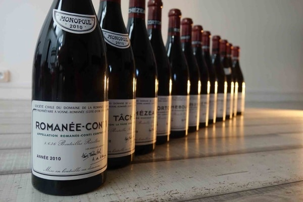 Un nuovo vino bianco per Romanée Conti, il domaine dei record