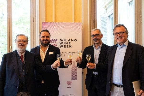 Milano avrà la sua Wine Week
