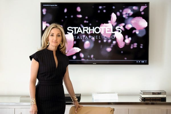 Fatturato in crescita ed ebitda al 25% per Starhotels