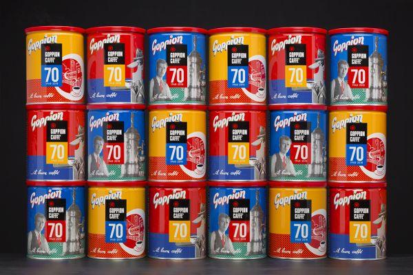 Goppion Caffè festeggia i 70 anni con il +19% di export