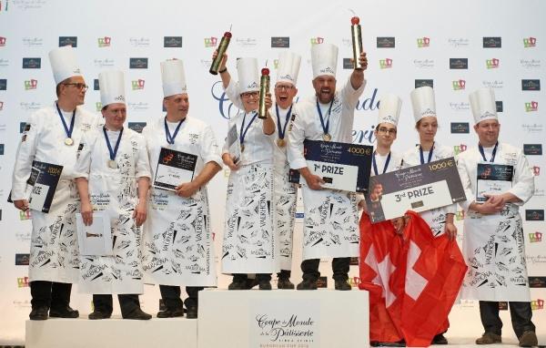 Vittoria svedese alla Coupe du Monde de la Pâtisserie