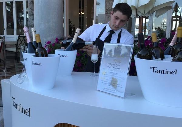 Fantinel porta il Prosecco Bar in Croazia, in attesa di Mosca