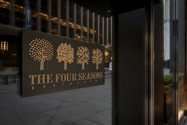 Four Seasons restaurant, il ritorno di un mito a Manhattan