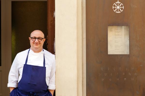 Ciccio Sultano a Vienna, partner di The Ritz Carlton