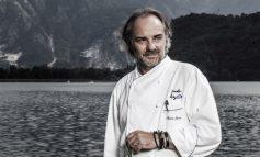 Lo chef Marco Sacco (Piccolo Lago) sale al Piano35 di Intesa SanPaolo