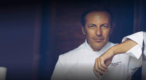 La Mantia a Venezia, ristorante con Fondazione Cini