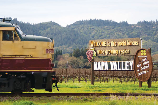 L'esempio Napa Valley