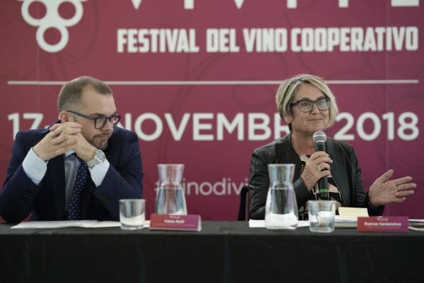 Il 60% del vino italiano nasce in cooperativa