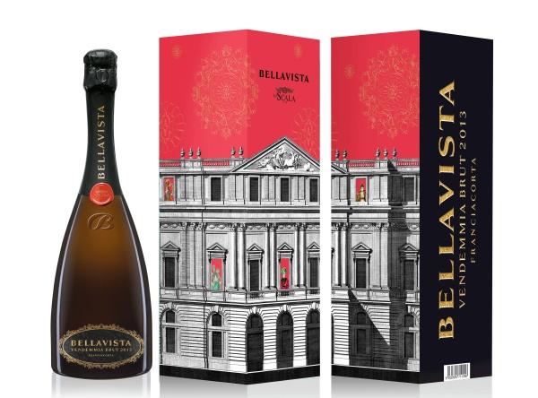 Bellavista, il 10% della produzione in co-branding con Teatro alla Scala