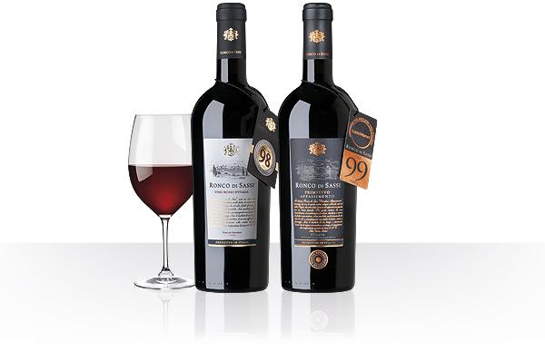 Iwb rafforza il vino top di gamma con Ronco di Sassi