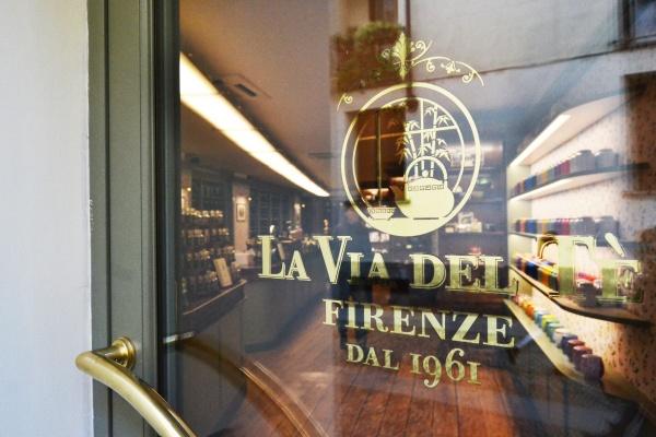 La Via del Tè si presenta a Milano, store con salottino degustazione