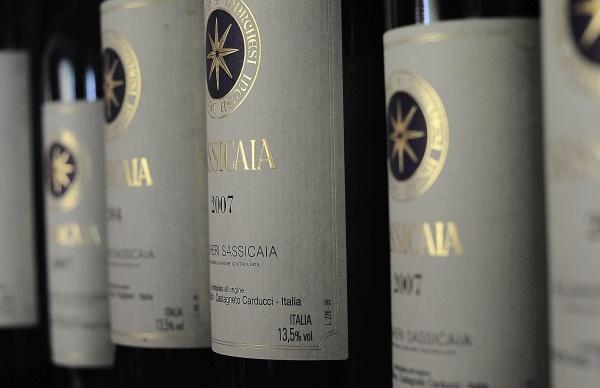 Wine Spectator incorona Sassicaia miglior vino del mondo