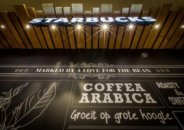 Starbucks, è ufficiale: tre aperture entro l'anno*