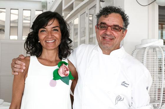 """Le """"sentenze"""" della Michelin: terza stella per Uliassi, altre due per Cannavacciuolo"""