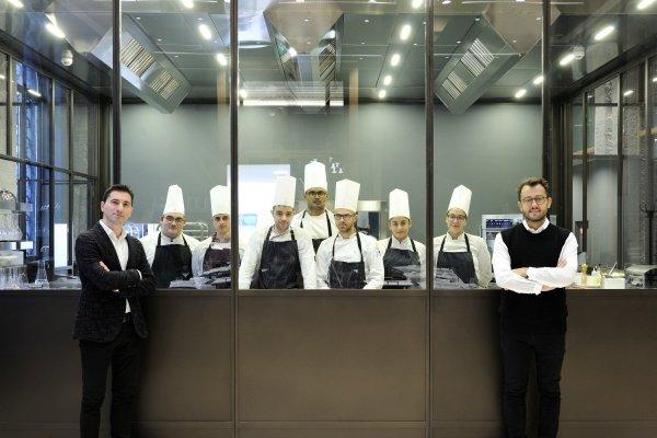 Aimo e Nadia, terzo ristorante con Intesa Sanpaolo