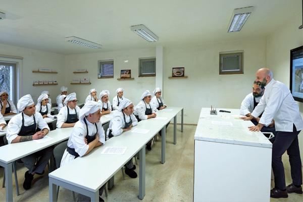 Sui banchi di cucina