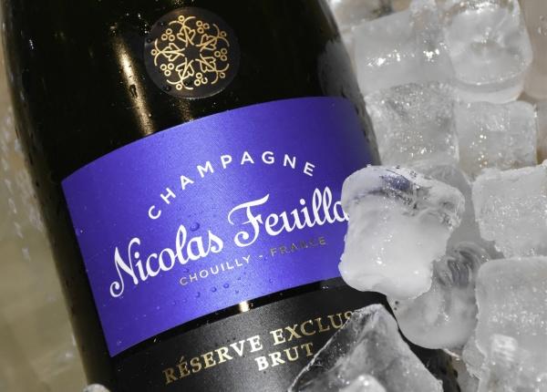 Nicolas Feuillatte oltre i 200 milioni di solo Champagne
