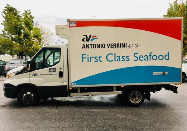 Verrini entra nel mercato ittico della Romagna