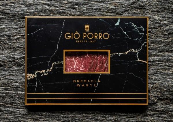 Con Giò Porro la bresaola diventa luxury