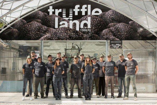 Con Truffleland, Urbani combatte lo shortage di tartufo