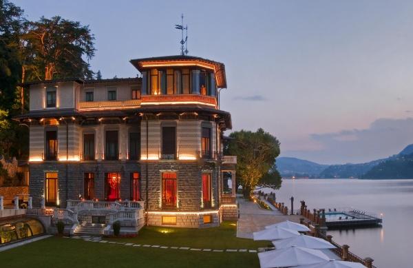 Guarino chef al Mandarin Oriental del lago di Como