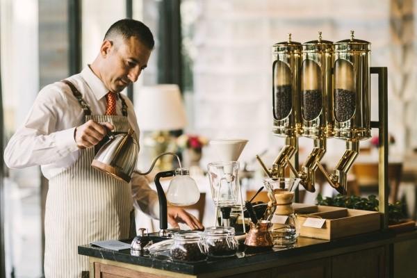 Al Four Seasons la coffee experience diventa bespoke
