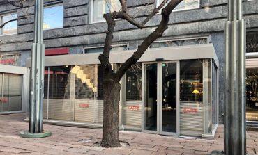 Emporio Armani Caffè, riapertura in piena Fashion Week