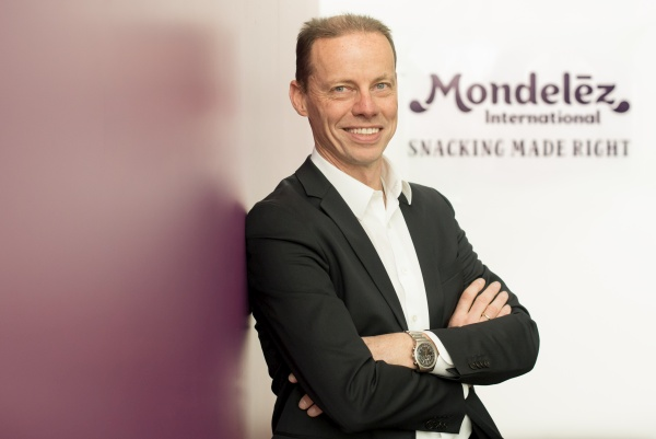 L'italiano Vince Gruber diventa presidente europeo di Mondelēz International