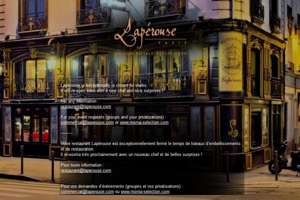 Antoine Arnault diventa socio del ristorante Lapérouse