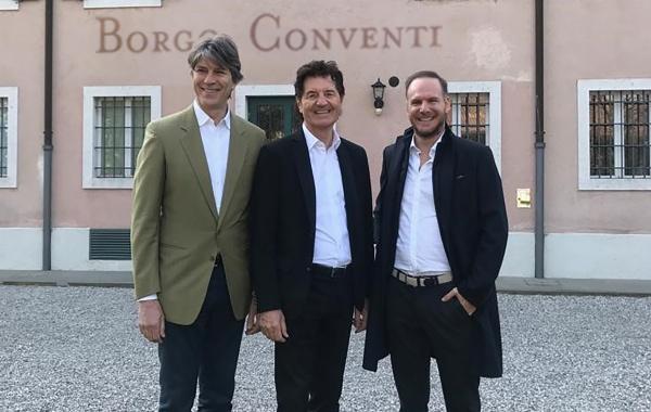 Moretti Polegato compra Borgo Conventi dai Folonari