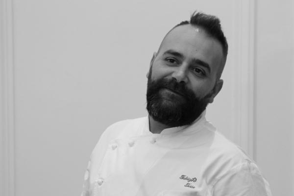 Fabrizio Tesse al Il Boscareto, che aggiunge un pop-up restaurant