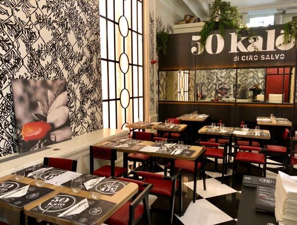 La pizzeria di Ciro Salvo a Londra è la migliore d'Europa