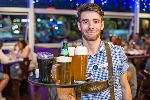 Tra birra e salsicce, l'ascesa di Löwengrube