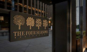 Addio al Four Seasons, Manhattan perde il power lunch