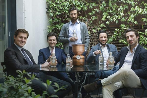Nuovi soci per Giass, gin made in Milano