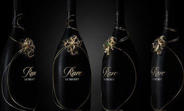 Rare Le Secret, nasce lo champagne-gioiello da 150mila euro