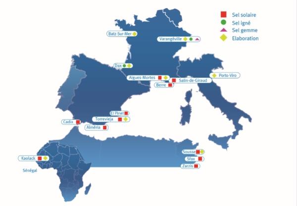 La Francia si compra le saline in Puglia