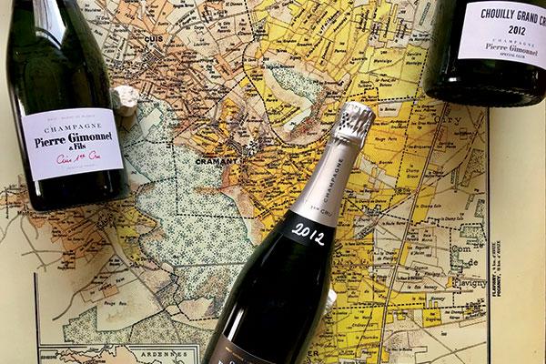 L'Italia e lo Champagne