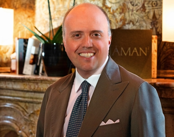 Padula general manager di Aman Venice