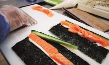 Quadruplica la fabbrica del sushi a Busto Arsizio