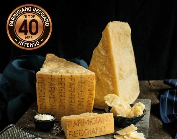Lunghe stagionature per il Parmigiano Reggiano
