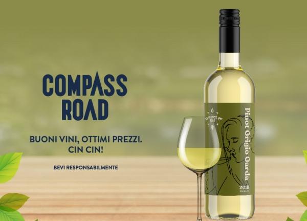 Il primo vino italiano a marchio Amazon? Un Garda doc