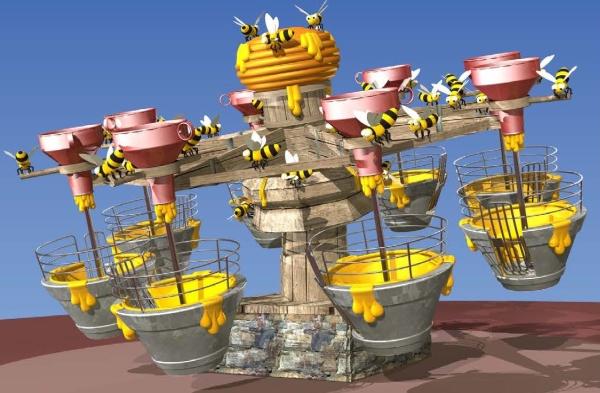 Fico inaugura Luna Farm e punta sul divertimento