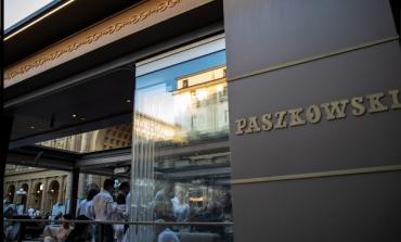 Paszkowski riapre dopo i lavori, Firenze riabbraccia il suo caffè