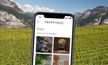 Una app per Trentodoc