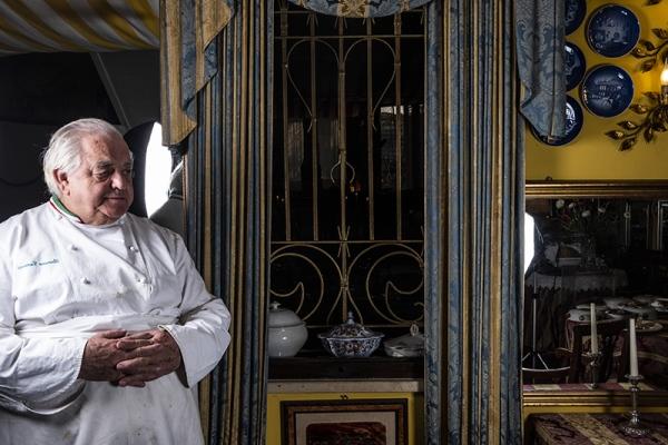 """All'Ambasciata, l'allievo Ugolotti """"soccorre"""" il maestro Tamani"""