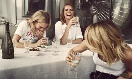 Le sorelle Delevingne fanno il Prosecco con Foss Marai
