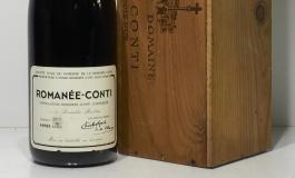 Asta record, 100mila euro per una doppia magnum di Romanée Conti
