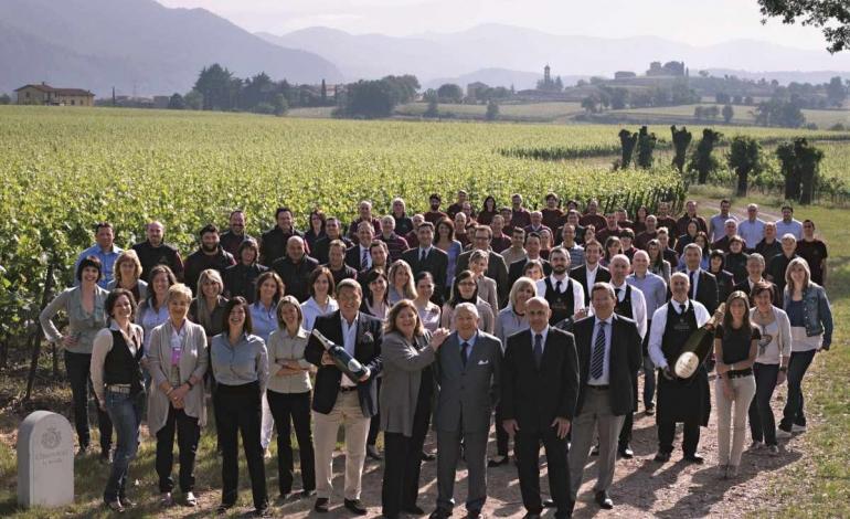 Berlucchi e la sostenibilità, realizzato il primo report